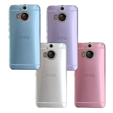 【VXTRA】HTC One M9 Plus M9+ 超完美 清透0.5mm隱形保護套蜜糖透粉
