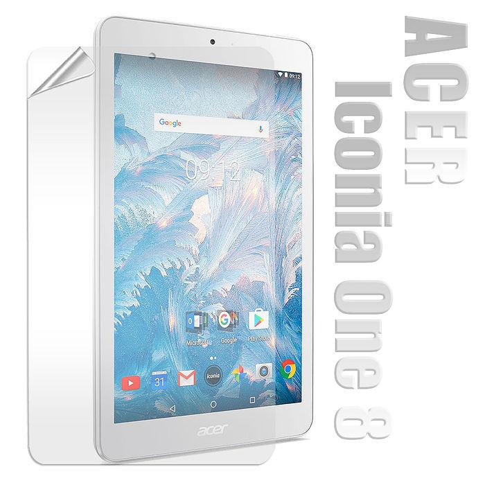 宏碁 Acer Iconia One 8 B1-860A / B1-850 8吋 高透光亮面耐磨保護貼 平板專用保護膜 平板保護貼