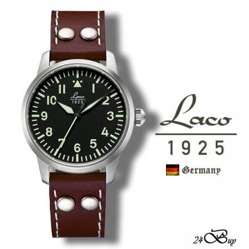 德國工藝 Laco OSAKA 朗坤 自動機械表 女錶 手錶 軍錶 台灣總代理 861798