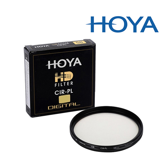 HOYA HD CPL MC 超高硬度環型偏光鏡-55MM