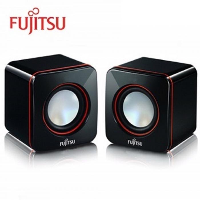 FUJITSU富士通USB電源多媒體喇叭 (PS-110)