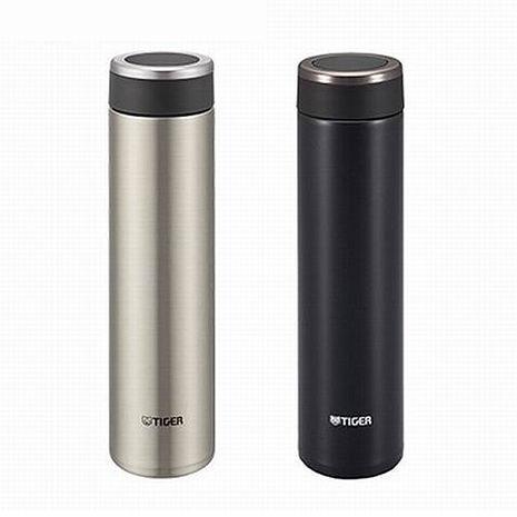 【TIGER虎牌】600cc保溫保冷杯 MMW-A060不鏽鋼色XC