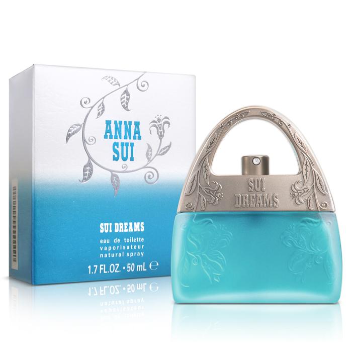 Anna Sui 安娜蘇 甜蜜夢境女性淡香水(50ml)