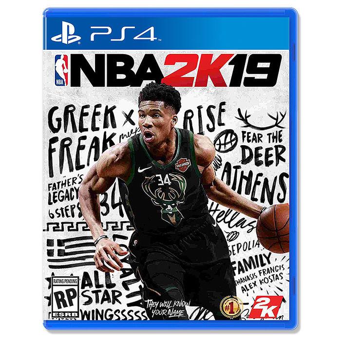 PS4 NBA 2K19 (中文版)
