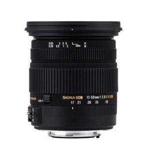 SIGMA 17-50mm F2.8 EX DC OS HSM (平輸)★結帳價★FOR NIKON