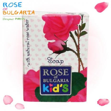 Biofresh Rose 玫瑰公主 兒童乳皂 2入組