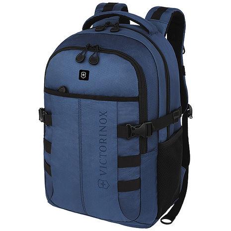 VICTORINOX 瑞士維氏VX Sport 16吋電腦後背包-紅/藍/黑 三色任選藍