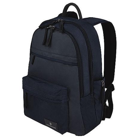 VICTORINOX 瑞士維氏Altmont 3.0標準型後背包-紅/黑/藍 三色任選黑