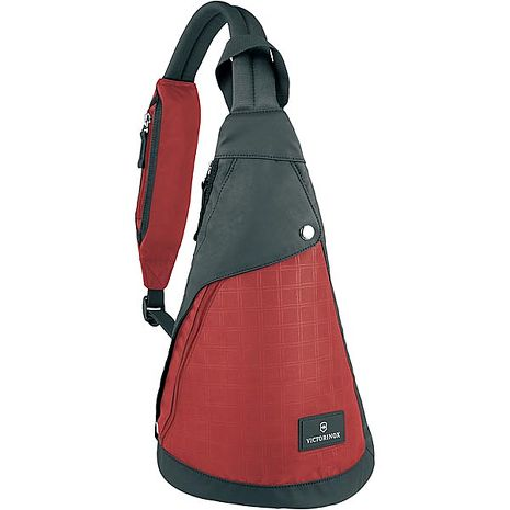 VICTORINOX 瑞士維氏Altmont 3.0時尚單肩背包-紅 601440