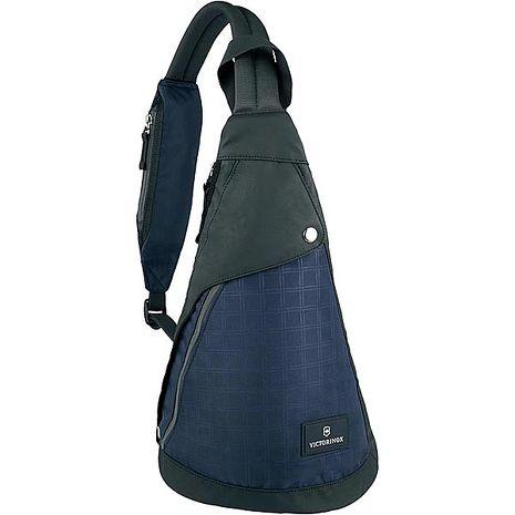 VICTORINOX 瑞士維氏Altmont 3.0時尚單肩背包-藍 601438