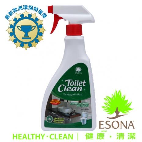 曜兆ESONA微泡沫天然環保獎浴廁清潔劑500ml