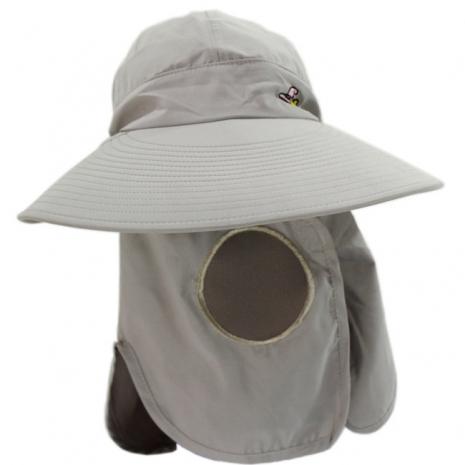 OMAX多功能透氣遮陽帽-女性專用粉紅