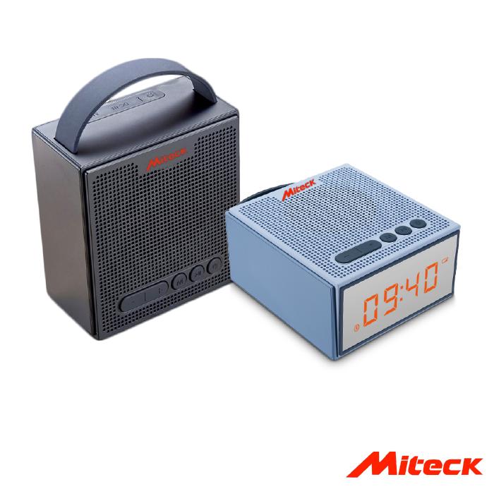 Miteck BS-401可攜式藍芽無線喇叭黑色