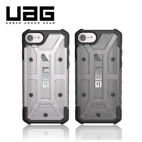 UAG iPhone 6/7/8 耐衝擊保護殼 (透黑)