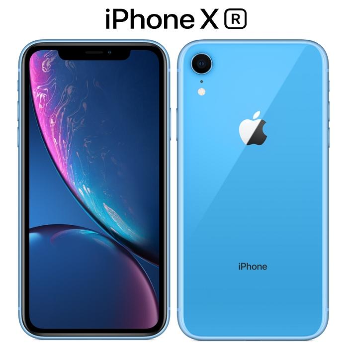 Apple iPhone XR 128G (藍)