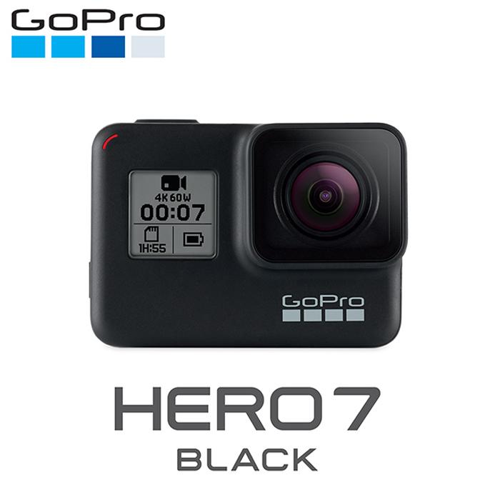 GoPro HERO7 BLACK 全方位攝影機(公司貨)