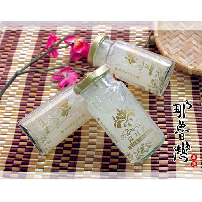 【那魯灣】纖採銀耳露 150g(有機銀耳製作)(24瓶/共4盒) 母親節66折