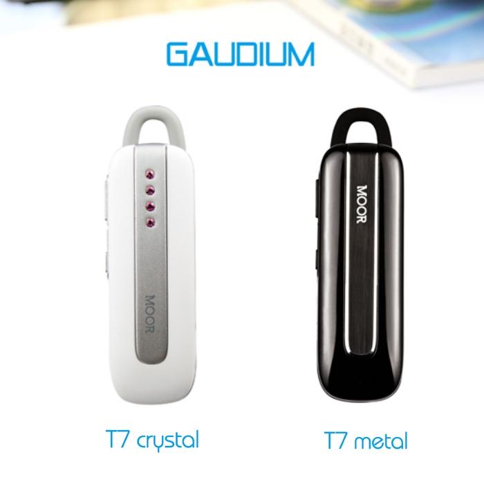 【活動】MOOR Gaudium T7 一對二藍牙耳機 (2款任選)T7 白 crystal
