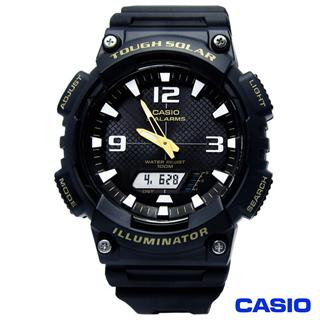 【CASIO卡西歐】太陽能運動風雙顯錶 AQ-S810W-1B