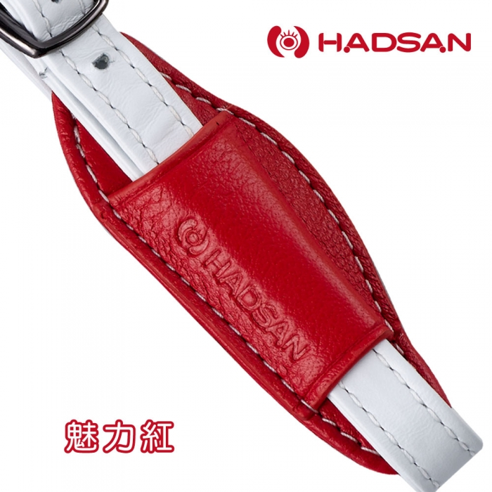 HADSAN 馬卡龍系列-迷你手腕帶 Mini Hand Grip[HD2011/魅力紅]