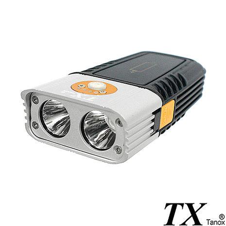 【特林TX】美國CREE XPE LED 科技新款直充式腳踏車燈(T-BK35-15102b)