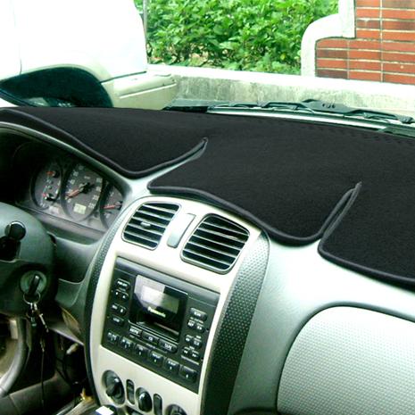 光影欠避《短絨毛》避光墊(一般車款)黑色