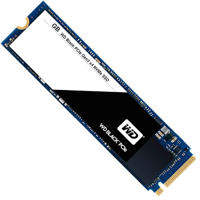 WD 黑標 BLACK SSD 256GB WDS256G1X0C M.2 2280 NVMe SSD 固態硬碟