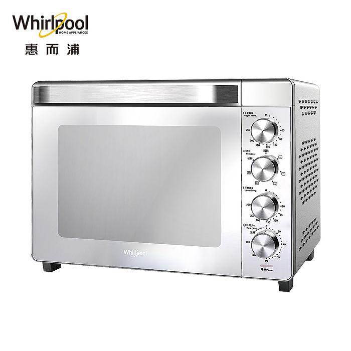 Whirlpool惠而浦 32公升不鏽鋼機械式烤箱 WTOM321S(APP)