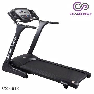 強生 CS-6618黑炫風家用電動跑步機★台灣製造★