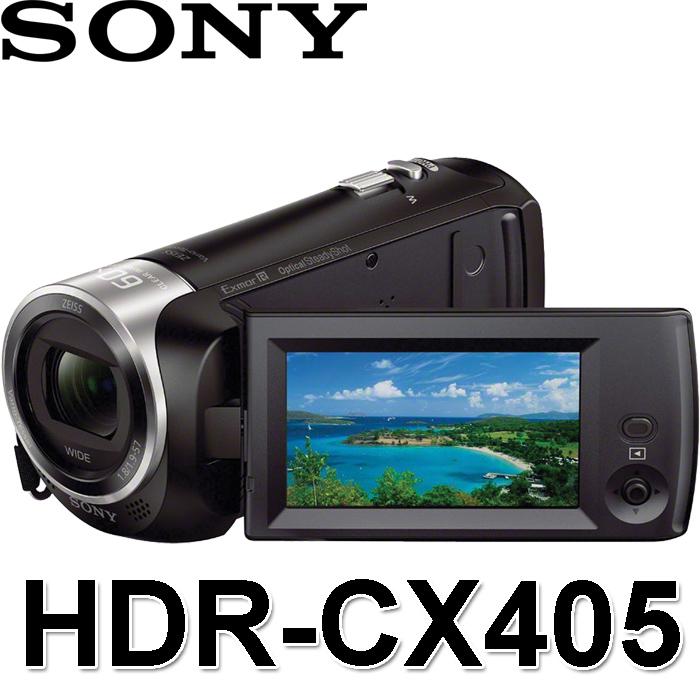 SONY HDR-CX405 數位攝影機(公司貨)內含原廠攝影包
