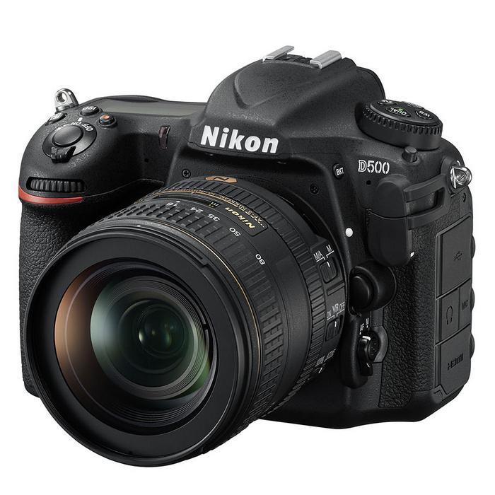 Nikon D500 16-80單鏡組(公司貨)DX旗艦級153點對焦每秒10連拍!贈64G(90M)+原廠電池!