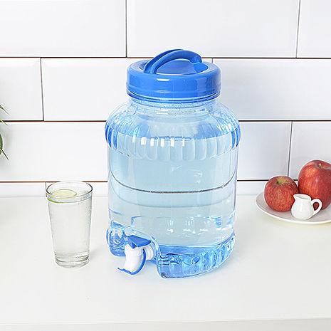 【nicegoods】純漾水龍頭式飲水桶9L