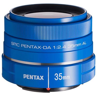 PENTAX SMC DA 35mm F2.4 COLOR【公司貨】Gold