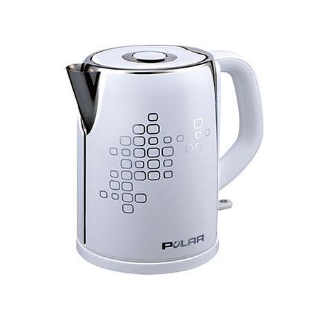 【POLAR普樂 福利品】1.7L 無線快速電茶壺 PL-1732