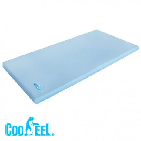 【CooFeel】台灣製造高級酷涼紗高密度記憶棉兒童床墊