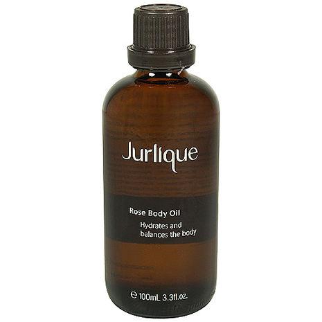 Jurlique茱莉蔻 玫瑰按摩油(100ml)