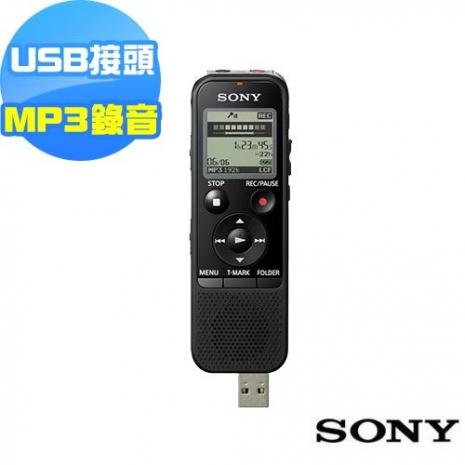 SONY入門級數位錄音筆4GB(ICD-PX240) 送精美耳機