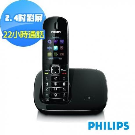 【狂降促銷】PHILIPS飛利浦DECT彩色螢幕數位電話 CD6801B/96