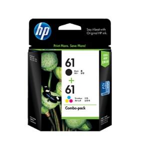 HP CR311AA No.61 黑色+彩色 墨水匣組合包