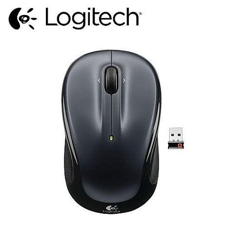 【Logitech羅技】M325 無線滑鼠 (黑)