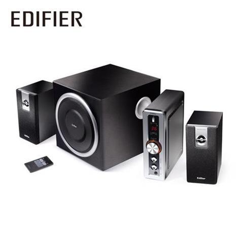 【電玩電影款】Edifier 漫步者 C2 電腦喇叭 3件式喇叭
