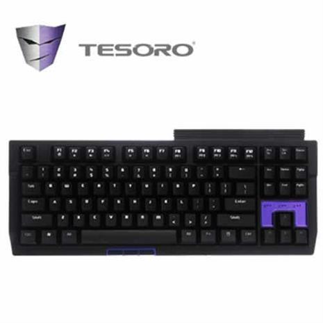 TESORO 鐵修羅 Tizona 機械式鍵盤-青軸