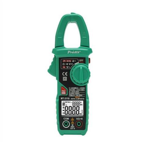 Pro'sKit寶工 MT-3110 3又5/6智慧型鉗型電錶