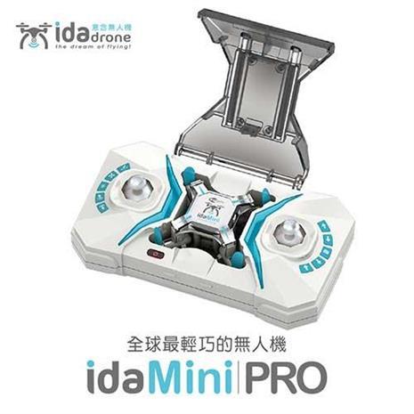 Ida drone mini PRO 單電版 迷你空拍機 遙控飛機 內鍵鏡頭 附遙控器