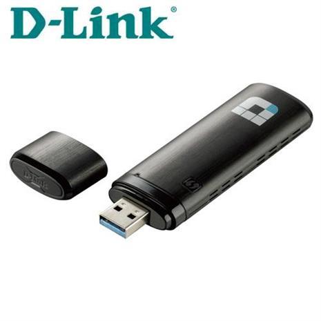 D-LINK友訊 AC1200 MU-MIMO 雙頻USB 3.0 無線網卡 DWA-182 D版