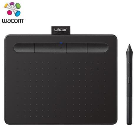 Wacom Intuos Comfort Small 藍牙版 繪圖板 黑 (小)