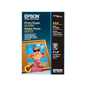 EPSON A4超值光澤相紙S042538 (20入)