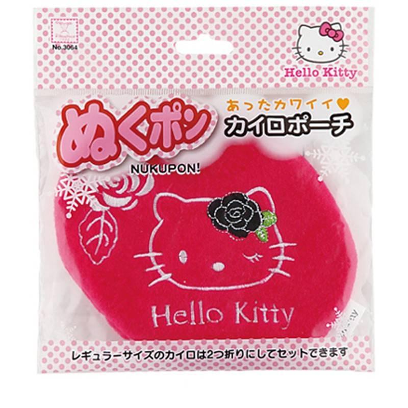 小久保KOKUBO HelloKitty暖暖包造型裝袋(3064)