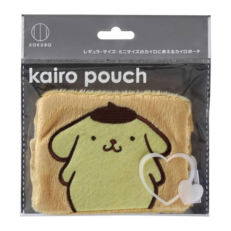 日本 小久保KOKUBO 布丁狗Pom Pom Purin暖暖包造型裝袋(KM-131)