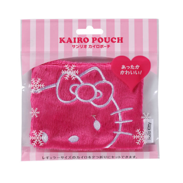 日本 小久保KOKUBO HelloKitty暖暖包造型裝袋(KM-119)